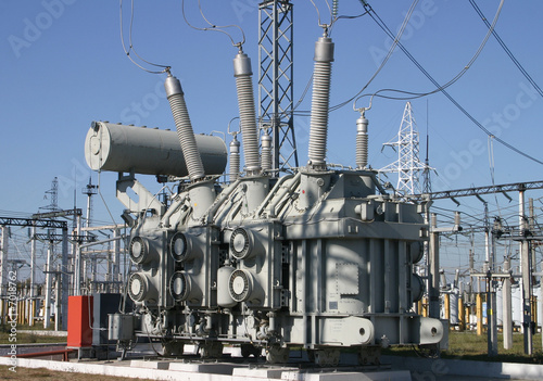 Electrical substation - 7018762
