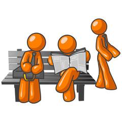 Orange Man Newsletters