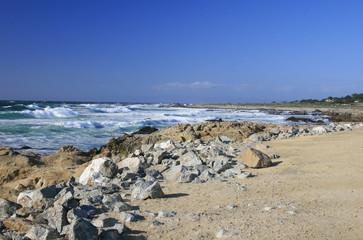 Coast of California, Monterey