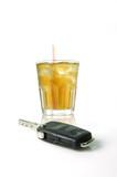 Non bere al volante poster