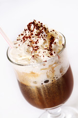 chocolate coffee cocktails