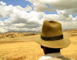 Bauer in den Anden