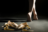 Fototapety ballet schoes