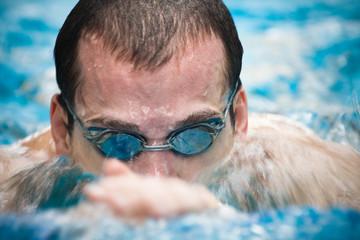 natation jeux olympique nager athlète piscine longueur rage vain