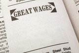 Great Wages poster