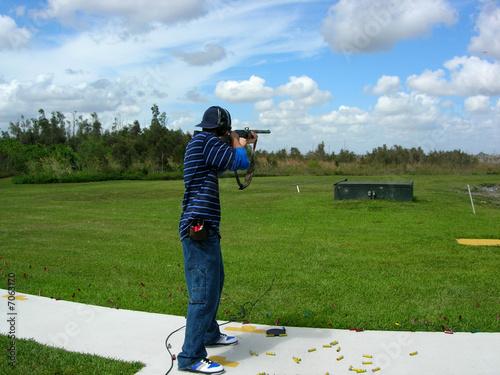 Man Trap Shooting - 7063170
