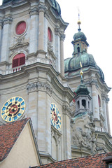 Stiftskirche in St.Gallen