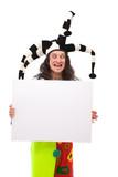 joker at presentation poster