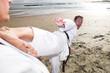 Karate Sportsmen