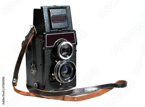 Vintage TLR a camera for an medium format - 7084986