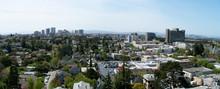 """Постер, картина, фотообои """"Oakland view"""""""
