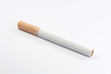 Cigarette the leading cause of lung cancer poster