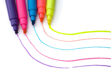 Highlighter pens 2