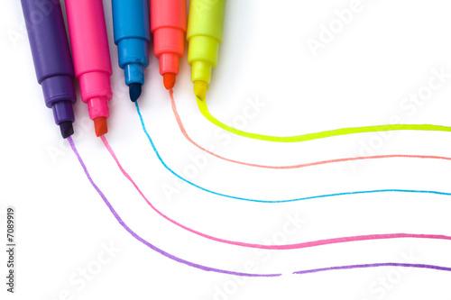 Highlighter pens 2