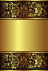 golden background 3/3