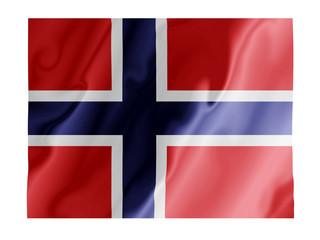 Norway fluttering