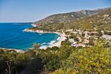 Cavoli beach, Marina di Campo, Isle of Elba, Italy. poster
