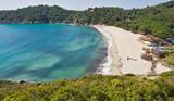 Fetovaia beach, Marina di Campo, Isle of Elba, Italy. poster