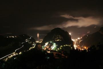 Notturno della Costiera Amalfitana