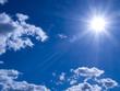 Leinwandbild Motiv Sun of Midday