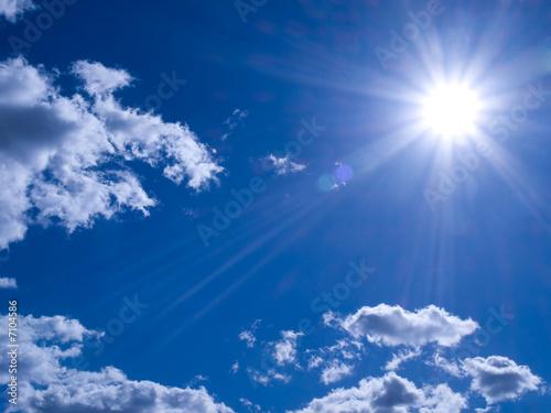 Słońce w południe