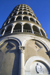 Leaning Tower in Niles, Il.