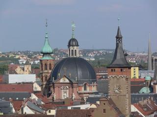 Würzburg - Stadtansicht