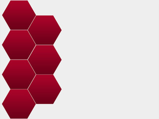 Hexagon Background Presentation