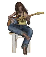 Guitarist - 1