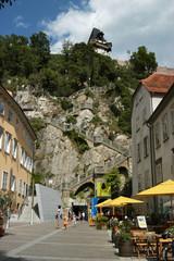 Salita alla torre - Graz Austria