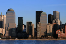 Newyork Skyline à midi