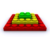 lego-pyramid poster