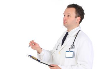 Doctor write 02