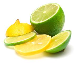 Lemon and lime 2