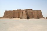 ziggurat vista frontale poster