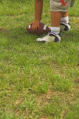Hiking a Football