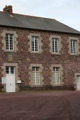 Abbaye Saint-Jacques à Montfort sur Meu (Bretagne)