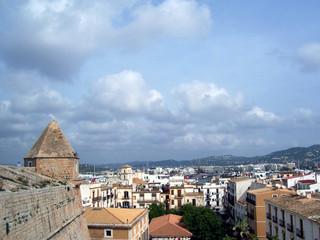 Ibiza , Hauptstadt Eivissa