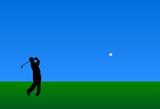 Campo de golf poster