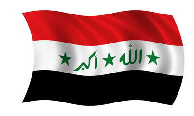 irak fahne iraq flag