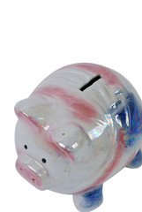 Tirelire en cochon