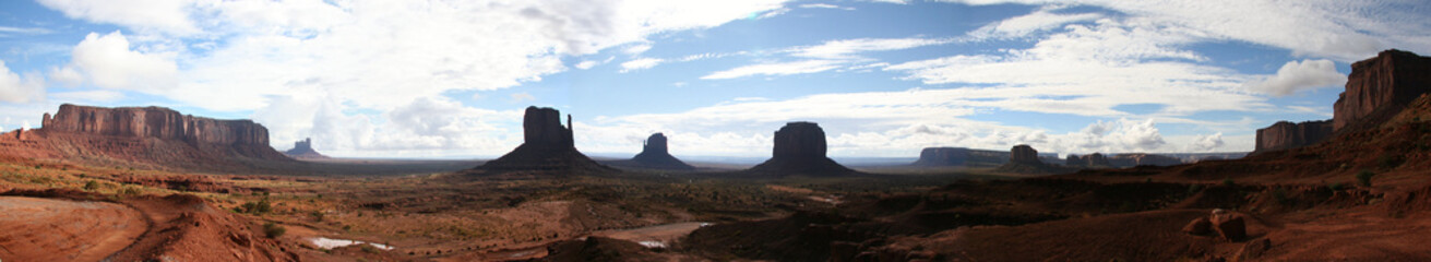 Monument Valley - Panoramique