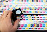 print sheet color quality - color menagement poster