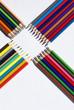 Rectángulo de colores