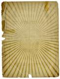 Sunbeam Grunge Paper Background Texture poster