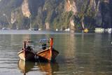 Rwo boats