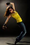 modern dances poster