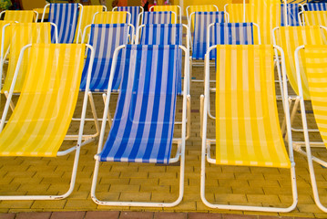 lounge chairs