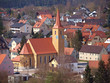Kirche in Hilpoltstein