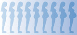 Pregnancy Stages Boy poster